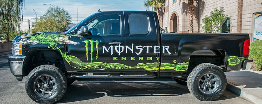 Custom Vehicle Wraps And Car Decals Vinyl Graphics