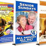 custom printed vinyl banners