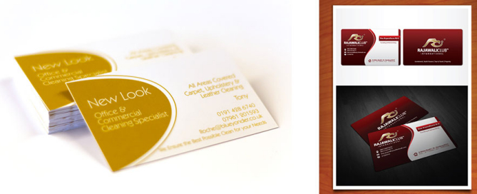 Novi michigan custom business card printing custom business cards colourmoves
