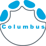Columbus icon button