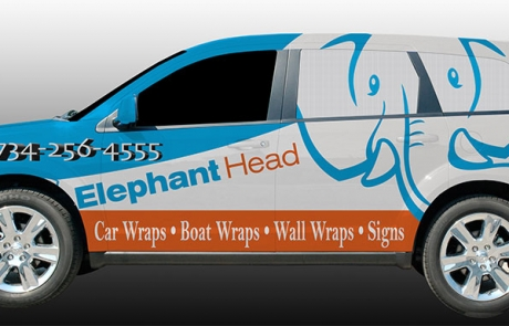 Elephant Head Graphics Blog