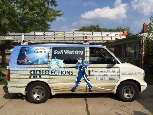 Business Signs Car Wraps Columbus Ohio Banners Window