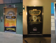 Elevator door wraps ohio