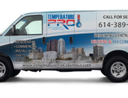 HVAC Vehicle wraps columbus ohio