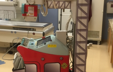 Portable xray machine wraps – Medical equipment vinyl wraps