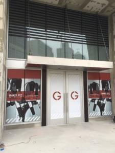 Window Graphics For Restaurants Columbus Ohio Jazz Up